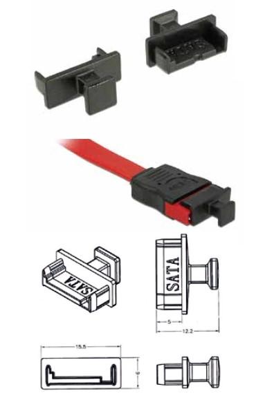 Nút bị chống bụi cho DVI